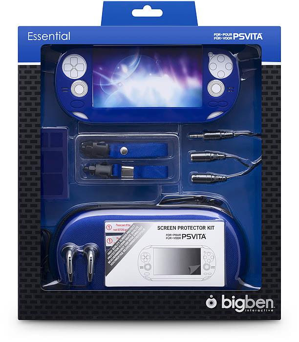 Pack ESSENTIAL accessori per PS Vita™ - Immagine #10