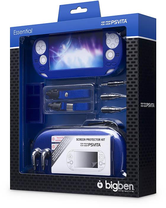 Pack ESSENTIAL accessori per PS Vita™ - Immagine #11