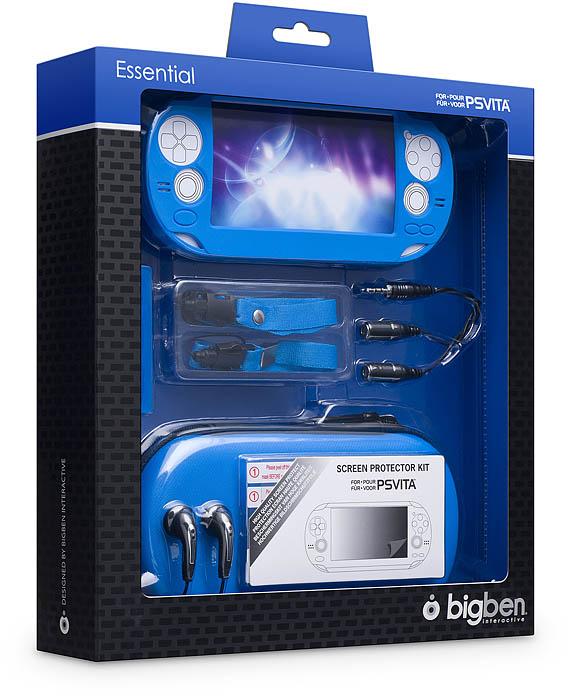 Pack ESSENTIAL accessori per PS Vita™ - Immagine #12