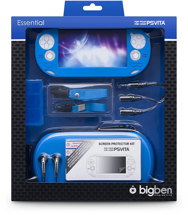 Pack ESSENTIAL accessori per PS Vita™ - Immagine #13