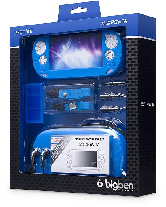 Pack ESSENTIAL accessori per PS Vita™ - Packshot #1