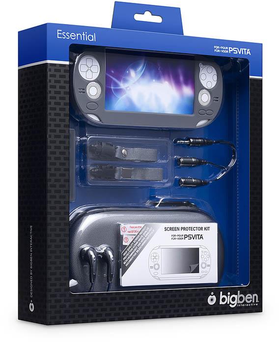 Pack ESSENTIAL accessori per PS Vita™ - Immagine #14