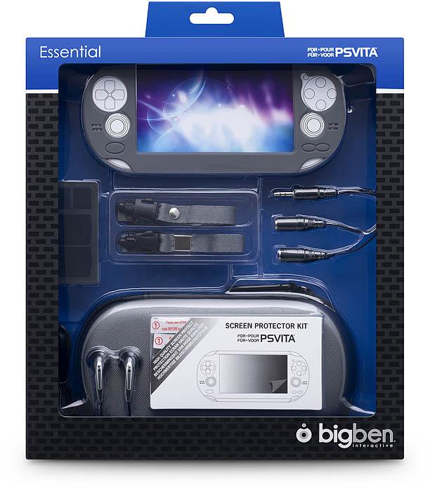 Pack ESSENTIAL accessori per PS Vita™ - Immagine #15