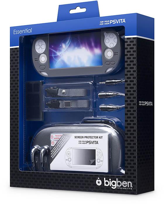 Pack ESSENTIAL accessori per PS Vita™ - Immagine #16