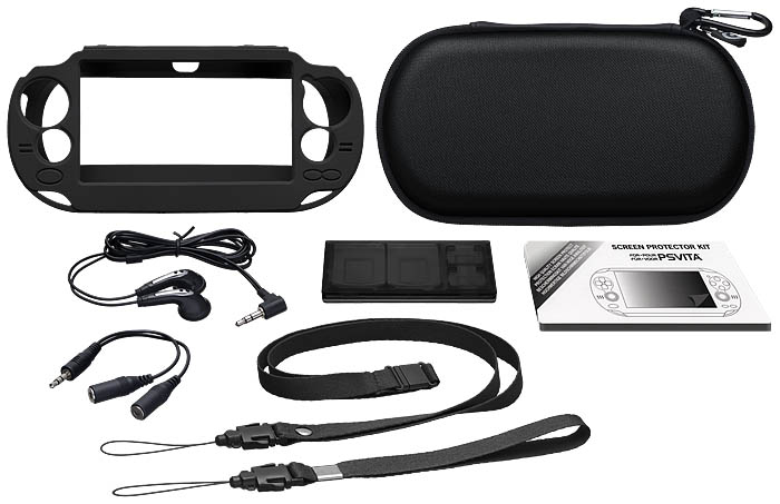 Pack ESSENTIAL accessori per PS Vita™ - Immagine #23