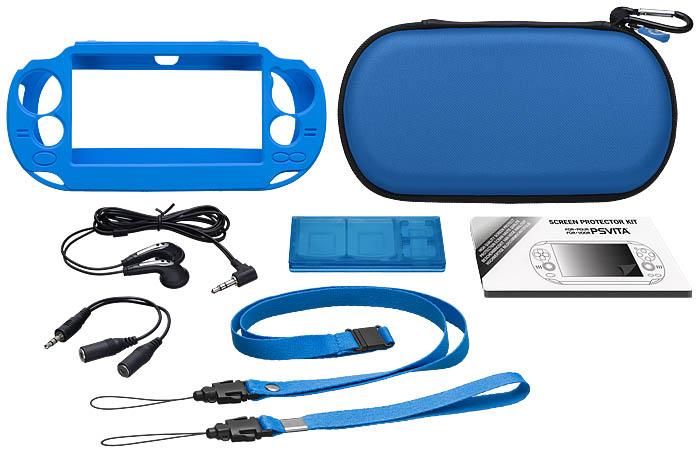 Pack ESSENTIAL accessori per PS Vita™ - Immagine #49