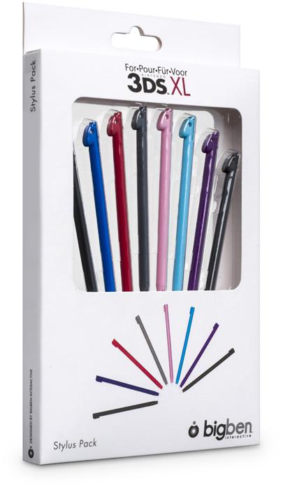 Pack 8 pennini per 3DS™ XL - Immagine #3