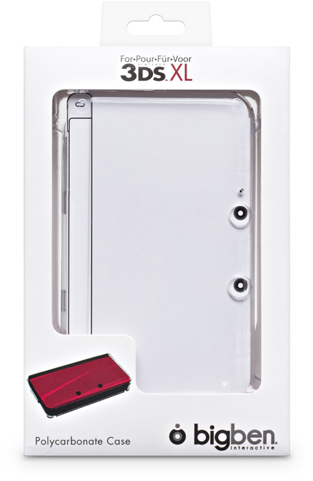 Case in policarbonato per 3DS™ XL - Packshot #1