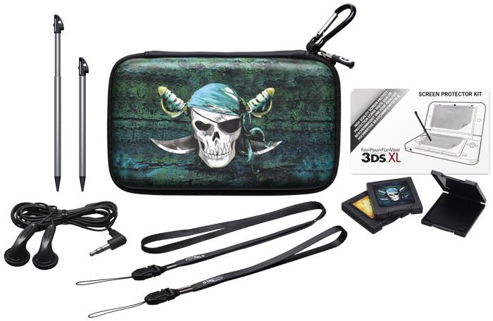 Pack Pirates per Nintendo 3DS XL / 3DS / DSi Xl - Immagine
