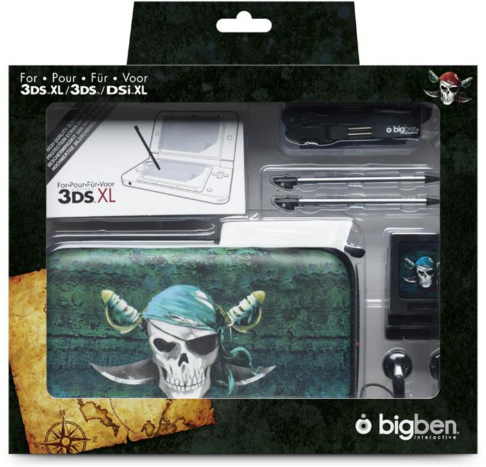 Pack Pirates per Nintendo 3DS XL / 3DS / DSi Xl - Immagine #2