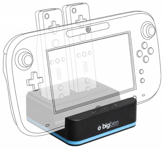 Dual Charger per Nintendo Wii U - Packshot