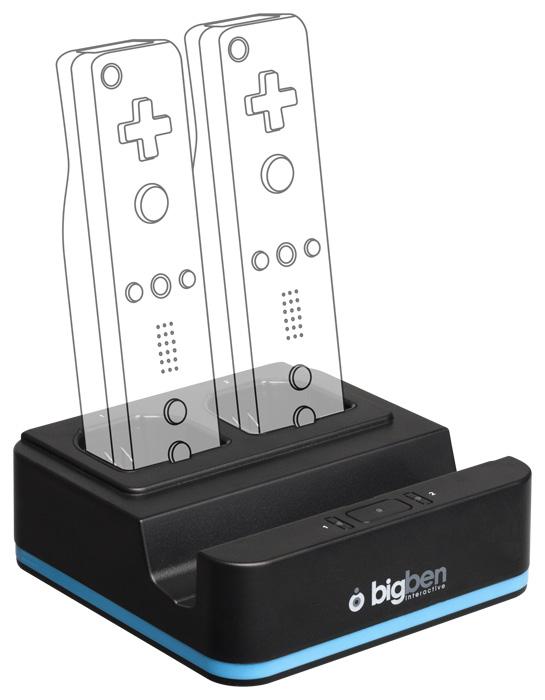 Dual Charger per Nintendo Wii U - Immagine #2