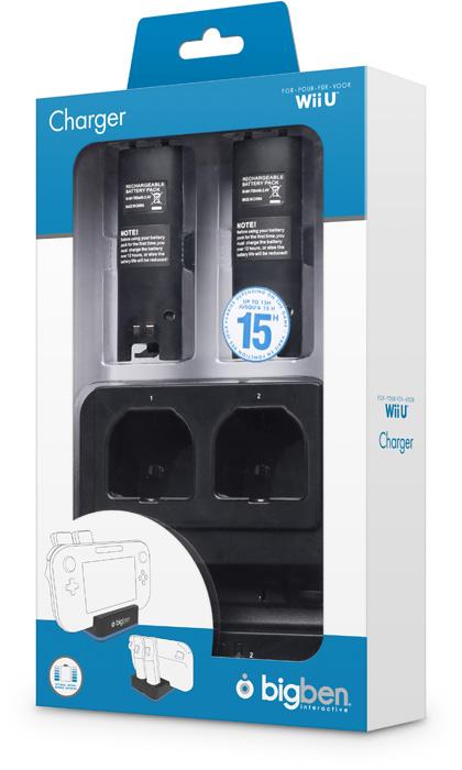 Dual Charger per Nintendo Wii U - Immagine #4