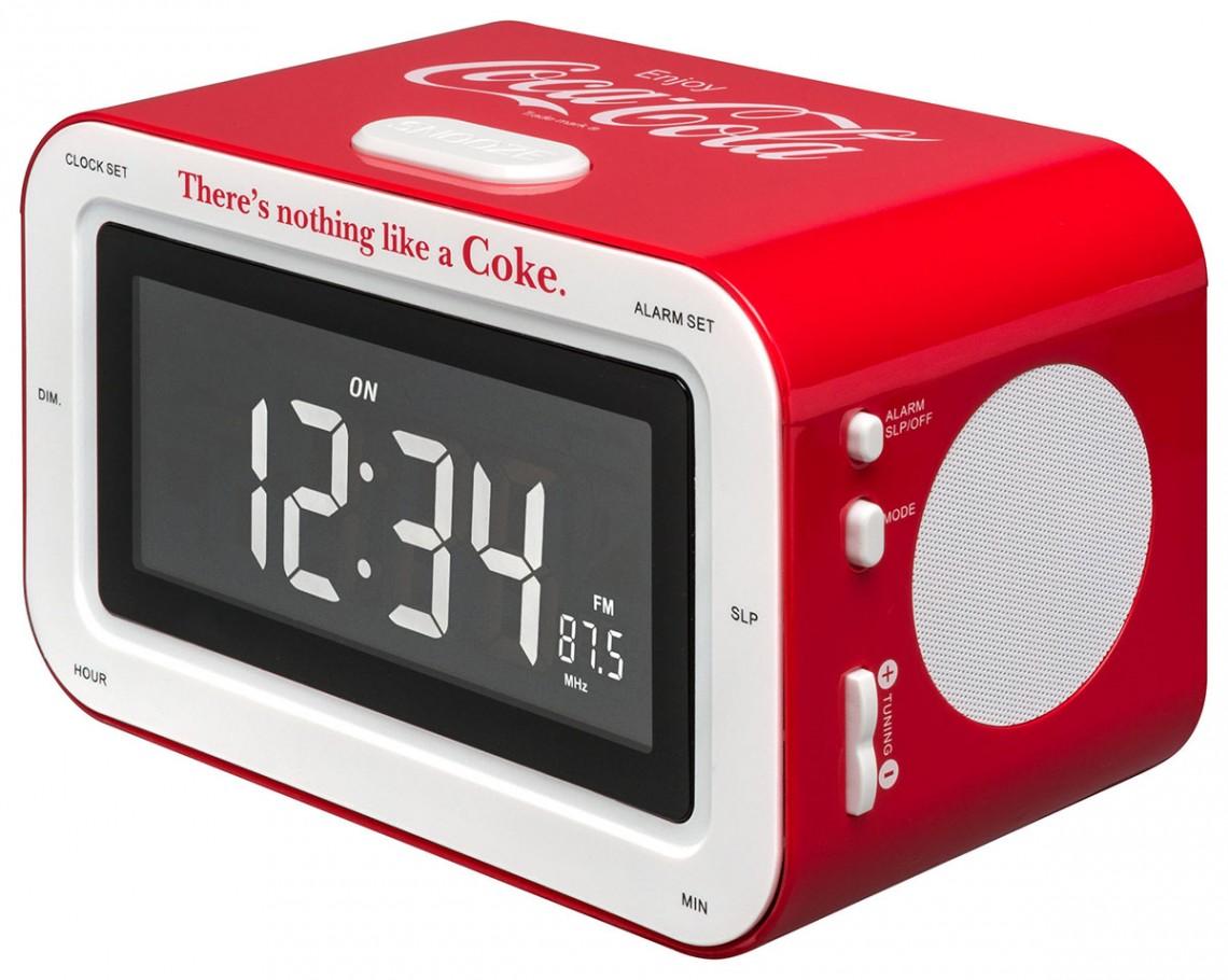 Radio sveglia Coca Cola - Immagine #4