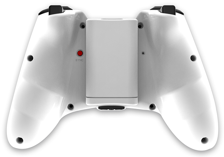 Controller Wireless per Wii U (bianco) - Immagine #1