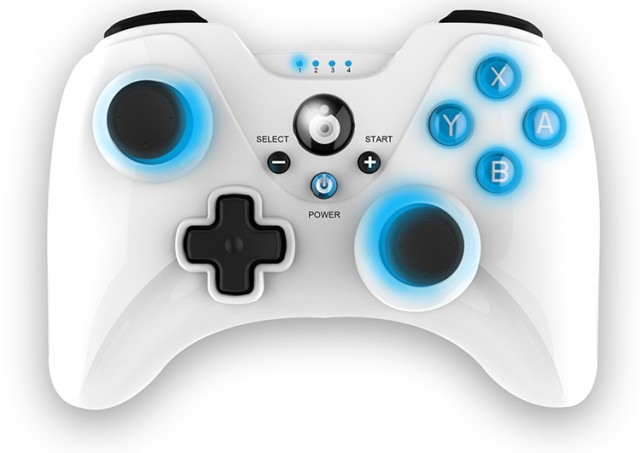 Controller Wireless per Wii U (bianco) - Packshot