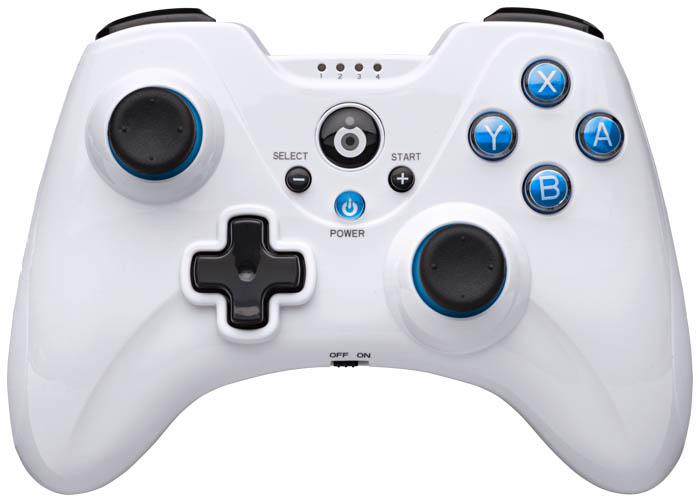 Controller Wireless per Wii U (bianco) - Immagine #3