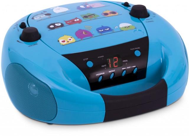 Radio CD portatile CD52 (OIZO) - Packshot