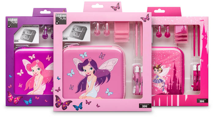 Pack Fairy per Nintendo 2DS™ - Packshot