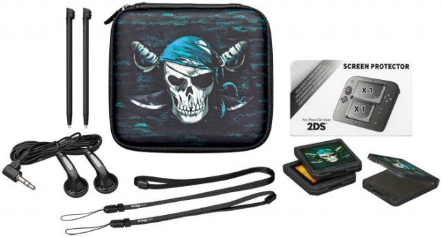 Pack Pirates per Nintendo 2DS™ - Packshot
