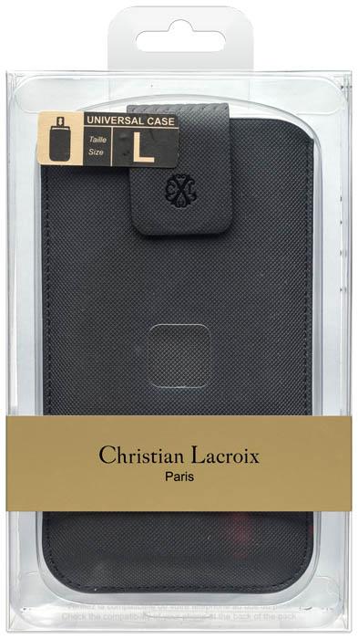 """CHRISTIAN LACROIX Universal pouch """"Canvas CXL"""" - Immagine"""