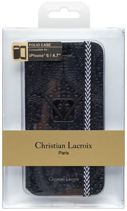 "CHRISTIAN LACROIX folio case ""Paseo"" (Black) - Immagine"
