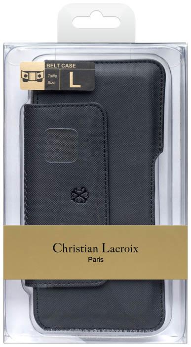 """CHRISTIAN LACROIX Belt case """"Canvas CXL"""" - Immagine #1"""