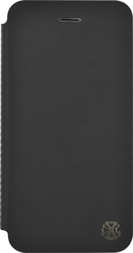 "CHRISTIAN LACROIX folio case ""Canvas CXL"" (Black) - Packshot"