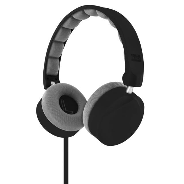 Cuffie Stereo con cavo Colorblock (Black Night) - Packshot