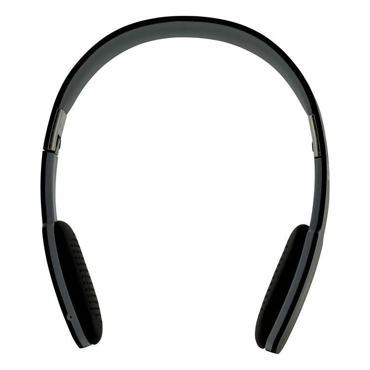 Cuffie ultra piatte Bluetooth® Colorblock (Dark Night) - Immagine #1