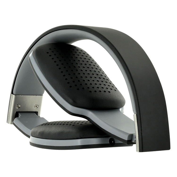 Cuffie ultra piatte Bluetooth® Colorblock (Dark Night) - Immagine #3