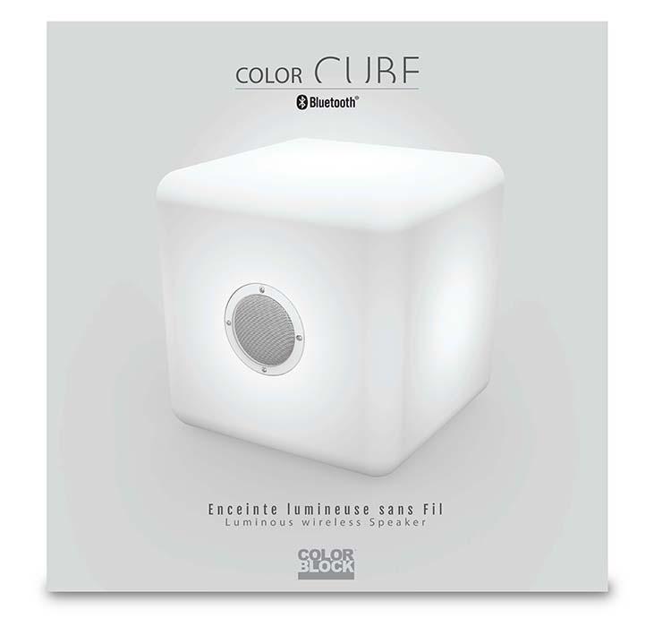 COLORBLOCK Outdoor Wireless Speaker - Immagine