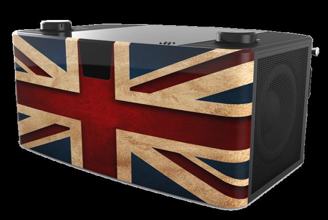 "Radio CD player On the Go!""(UK)"" - Packshot"