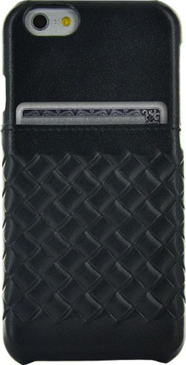Hard Case Leather (Black) - Packshot