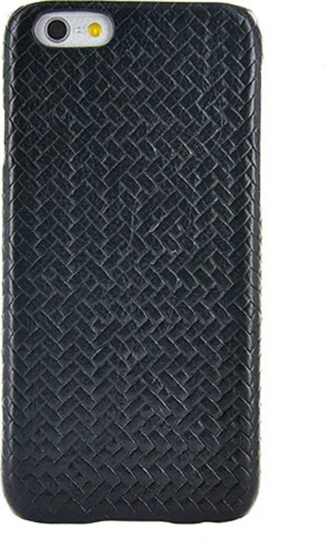 Hard Case 'Braided Leather' (Black) - Packshot