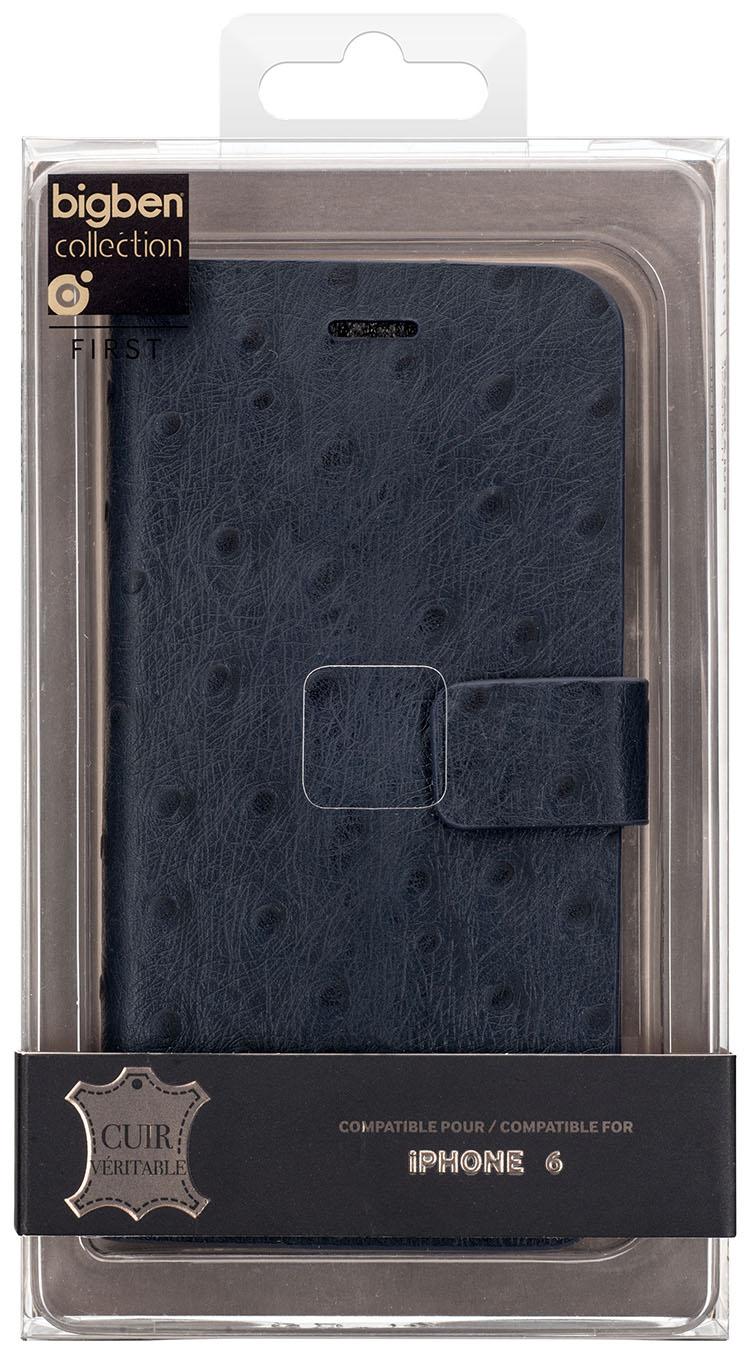 Folio Case 'Ostrich' (Blue) - Immagine #2