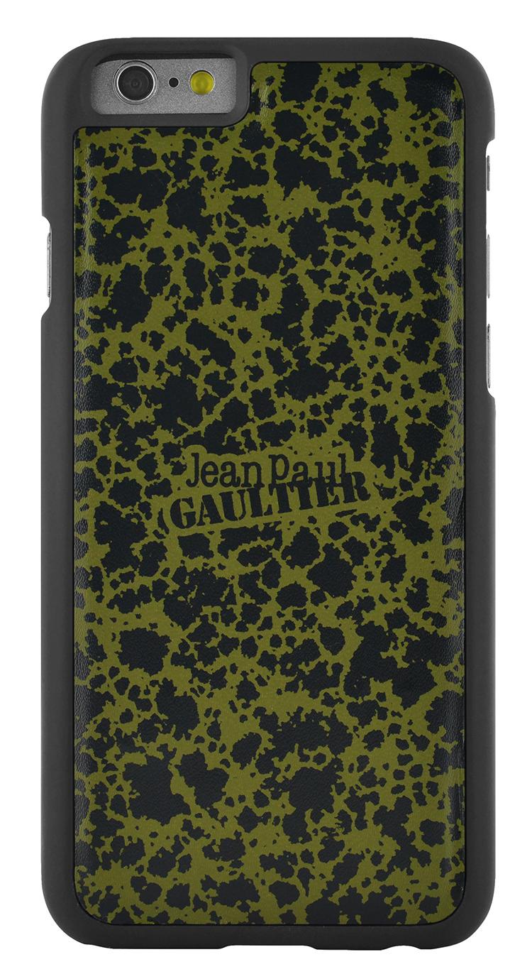 "Jean-Paul Gaultier Folio Case Military"" (Green)"" - Immagine"