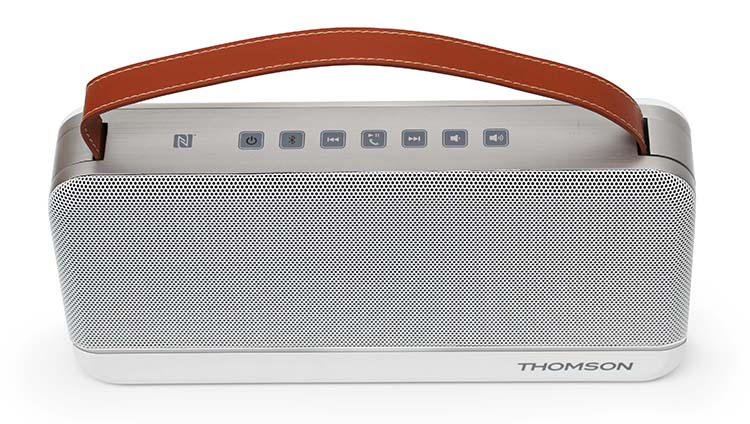 THOMSON Wireless Portable Speaker - Immagine