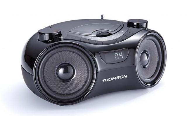 THOMSON CD-MP3 Portable Speaker - Packshot