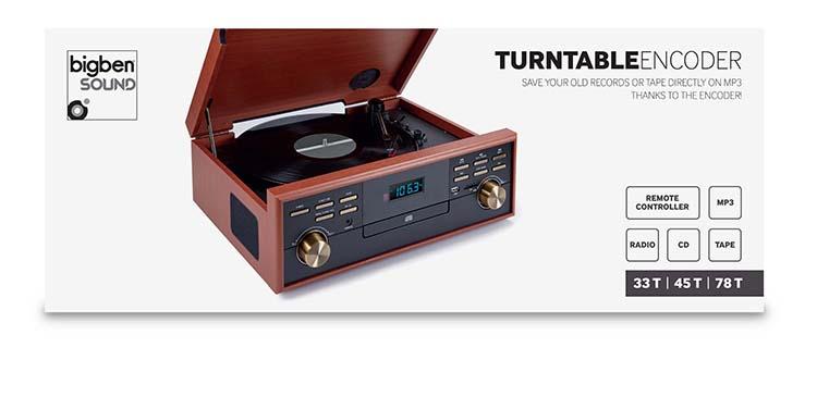 Turntable Wood - Immagine #4