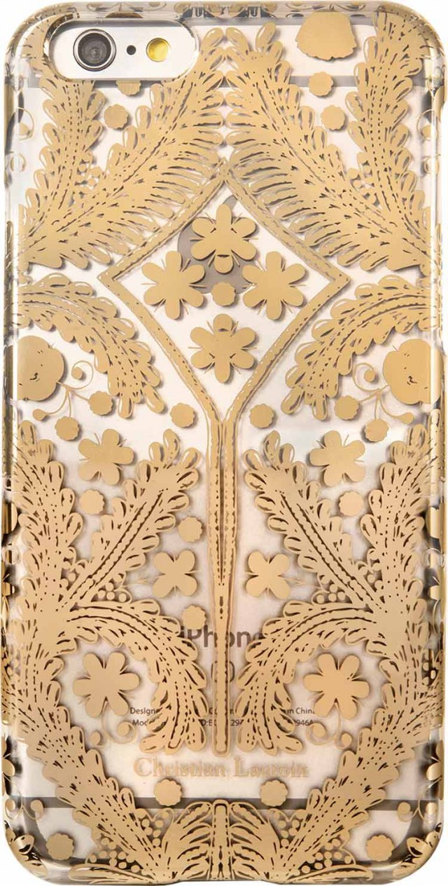 "CHRISTIAN LACROIX Paseo"" (Gold)"" - Packshot"