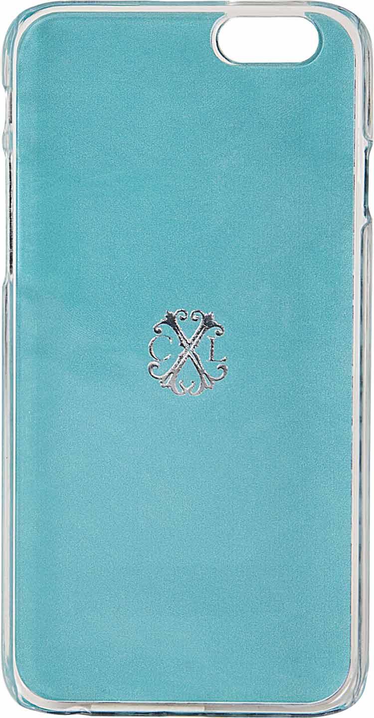 "CHRISTIAN LACROIX Hard Case Pantigre""(Turquoise)"" - Immagine"