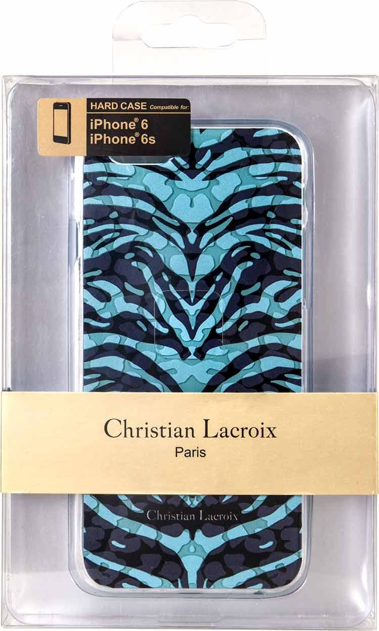 "CHRISTIAN LACROIX Hard Case Pantigre""(Turquoise)"" - Immagine #2"
