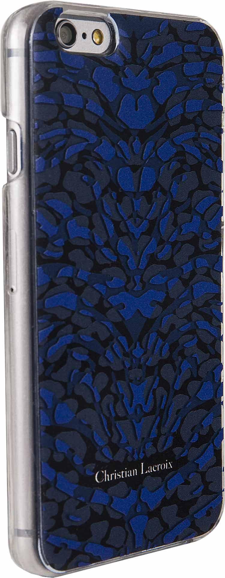 "CHRISTIAN LACROIX Hard Case Pantigre""(Blue)"" - Immagine #1"