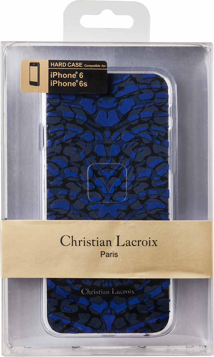 "CHRISTIAN LACROIX Hard Case Pantigre""(Blue)"" - Immagine #2"