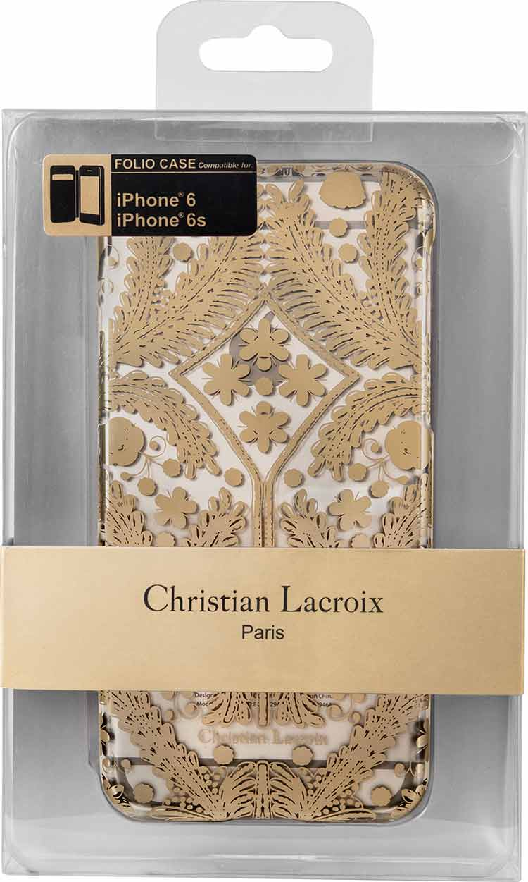 "CHRISTIAN LACROIX Paseo"" (Gold)"" - Immagine #1"