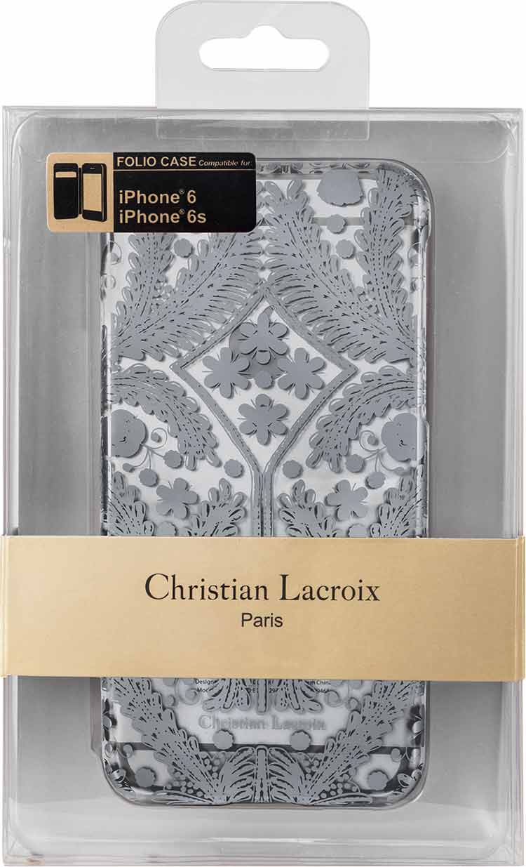 "CHRISTIAN LACROIX Paseo"" (Silver)"" - Immagine #1"