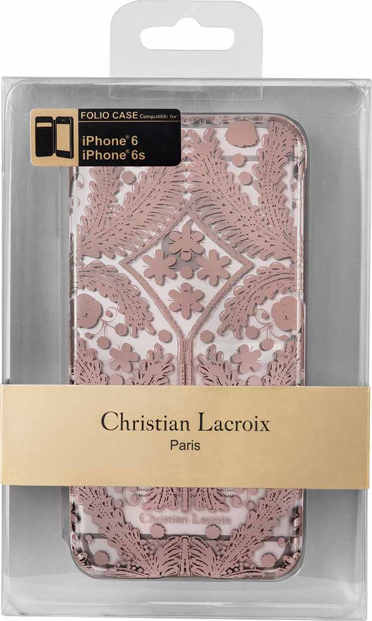 "CHRISTIAN LACROIX Paseo"" (Pink metallic)"" - Immagine #1"