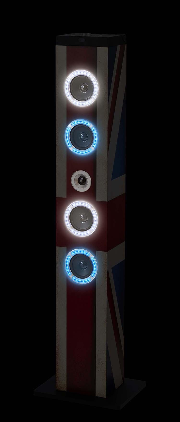 Multimedia Tower UK Shiny - Immagine #1