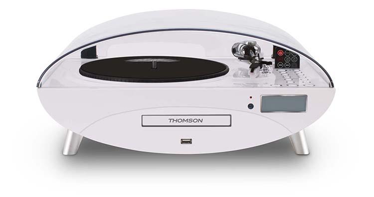 Giradischi Thomson con Encoder - Immagine #1